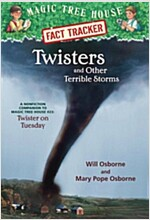 Magic Tree House FACT TRACKER #08 : Twisters (Paperback)