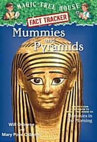 Magic Tree House FACT TRACKER #03 : Mummies & Pyramids (Paperback)