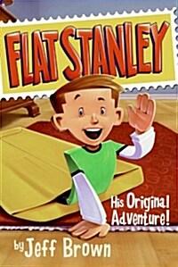 Flat Stanley: His Original Adventure! (Paperback, 50, Anniversary)
