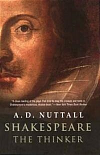 Shakespeare the Thinker (Paperback)