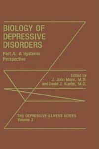 Biology of depressive disorders