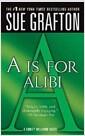 [중고] A is for Alibi (Paperback)