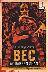 [중고] The Demonata: Bec (Paperback)
