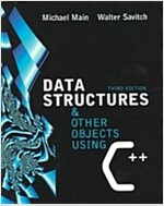 Data Structures & Other Objects Using C++ (Paperback, 3rd)
