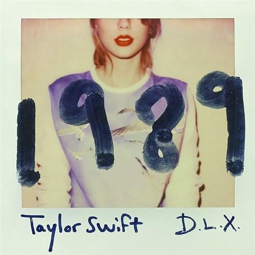 Taylor Swift - 1989 [디럭스 에디션]