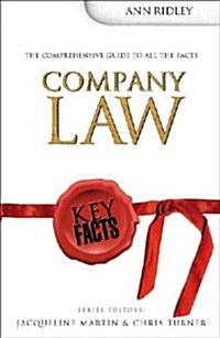 Key Facts: Company (Paperback)