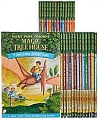 Magic Tree House Books 1-28 Boxed Set (Boxed Set)