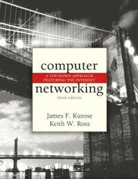 Computer networking: a top-down approach featuring the Internet 3rd ed