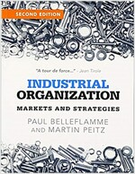 Industrial Organization : Markets and Strategies (Paperback, 2 Revised edition)