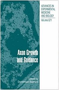 Axon Growth and Guidance (Hardcover)