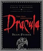 The New Annotated Dracula (Hardcover)