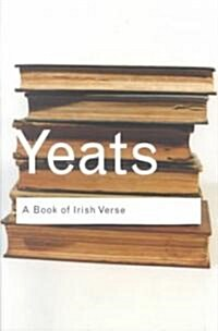 A Book of Irish Verse (Paperback)