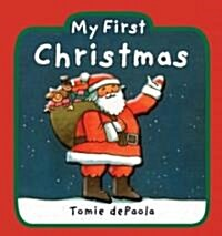My First Christmas (Board Books)