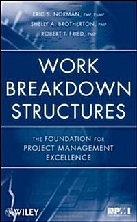 Work Breakdown Structures (Hardcover)