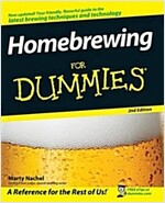 Homebrewing For Dummies (Paperback, 2nd Edition)