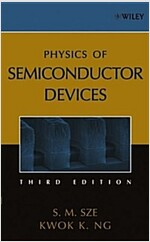 Physics of Semiconductor Devices (Hardcover, 3)