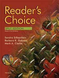 Reader's Choice: Split Edition (Paperback)