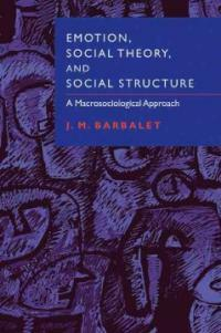 Emotion, social theory, and social structure : a macrosociological approach