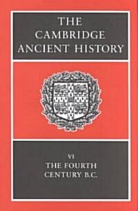 The Cambridge Ancient History (Hardcover, 2 Revised edition)