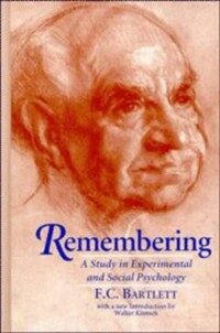 remembering: a study in experimental and social psychology.