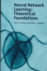 Neural network learning : theoretical foundations