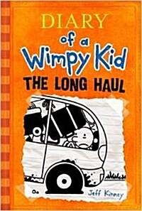 Diary of a Wimpy Kid #9: The Long Haul (Paperback, 1st)