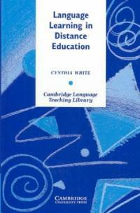 Language learning in distance education