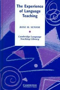 The experience of language teaching 1st ed