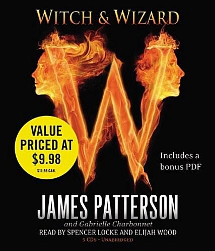 Witch & Wizard Lib/E (Audio CD)