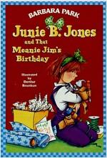 Junie B. Jones #6: Junie B. Jones and That Meanie Jim's Birthday (Paperback)