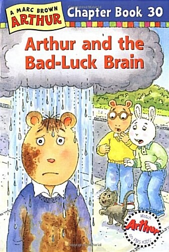 Arthur and the Bad-Luck Brain (Paperback)