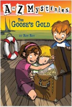 A to Z Mysteries #G : The Goose's Gold (Paperback)