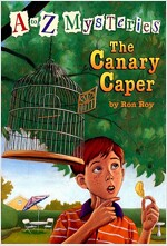 A to Z Mysteries #C : The Canary Caper (Paperback)