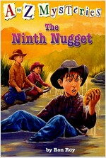 A to Z Mysteries #N : The Ninth Nugget (Paperback)