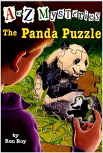 A to Z Mysteries #P : The Panda Puzzle (Paperback)