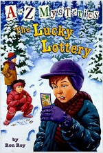 A to Z Mysteries #L : Lucky Lottery (Paperback)