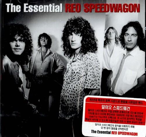 [중고] REO Speedwagon - The Essential REO Speedwagon
