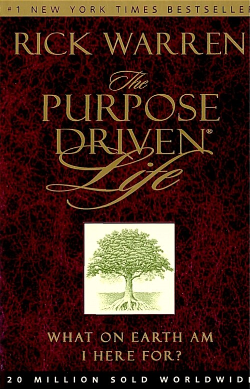 The Purpose Driven Life (Paperback, 영국판)