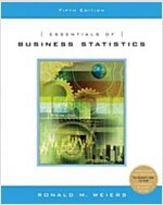 Essentials Of Business Statistics (Hardcover, CD-ROM, 5th)