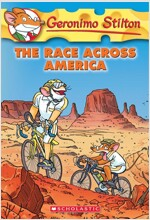 Geronimo Stilton #37: The Race Across America (Paperback)