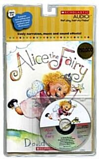 Alice the Fairy [With Paperback Book] (Audio CD)
