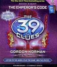 The Emperors Code (Audio CD)