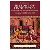 History of linguistics