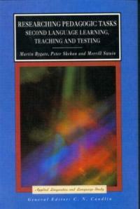 Researching pedagogic tasks : second language learning, teaching, and testing