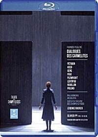 [수입] [블루레이] 풀랑 : 카르멜회 수녀들의 대화
