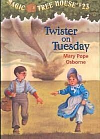 Twister on Tuesday (Prebound)