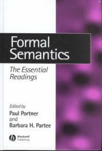 Formal semantics : the essential readings