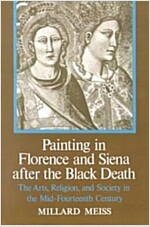 Painting in Florence and Siena After the Black Death (Paperback)