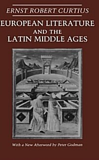 European Literature and the Latin Middle Ages (Paperback, Reprint)