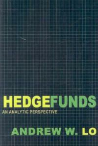 Hedgefunds : an analytic perspective